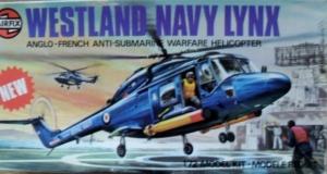 AIRFIX 1/72 03024 WESTLAND NAVY LYNX