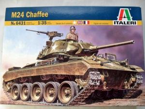 ITALERI 1/35 6431 M24 CHAFFEE EARLY