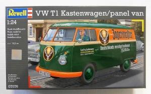REVELL 1/24 07076 VW T1 KASTENWAGEN/PANEL VAN