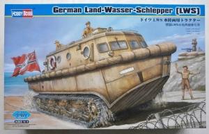 HOBBYBOSS 1/35 82430 GERMAN LAND WASSER-SCHLEPPER LWS