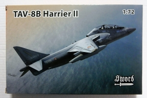 SWORD 1/72 72100 TAV-8B HARRIER II