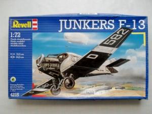REVELL 1/72 4215 JUNKERS F-13