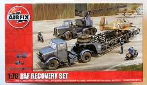 AIRFIX 1/76 03305 RAF RECOVERY SET