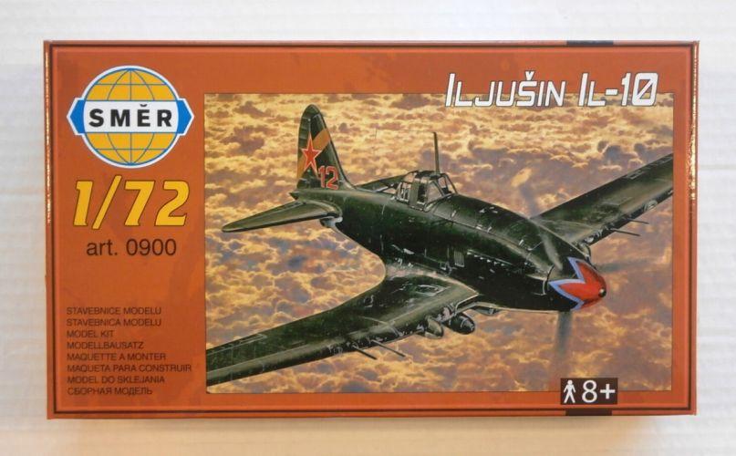 SMER 1/72 0900 ILJUSIN IL-10