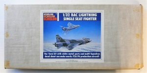 ECHELON 1/32 BAC LIGHTNING SINGLE SEAT FIGHTER
