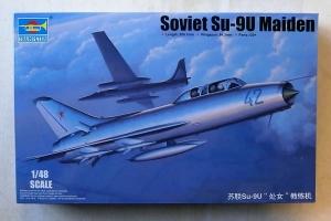 TRUMPETER 1/48 02897 SOVIET Su-9U MAIDEN