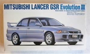 HASEGAWA 1/24 CD-17 MITSUBISHI LANCER GSR EVOLUTION III