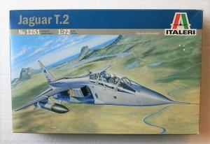 ITALERI 1/72 1251 JAGUAR T.2