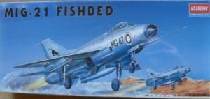 1/72 1618 MiG 21 FISHBED