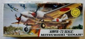 AIRFIX 1/72 295 MITSUBISHI DINAH