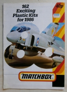 MATCHBOX  MATCHBOX 1986