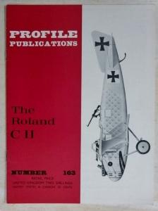 PROFILES AIRCRAFT PROFILES 163. ROLAND C II