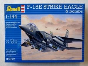 REVELL 1/144 03972 F-15E STRIKE EAGLE   BOMBS