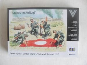 MASTERBOX 1/35 3545 STUKAS FLYING GERMAN INFANTRY STALINGRAD SUMMER 1942