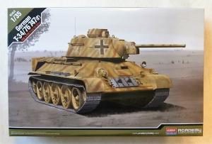 ACADEMY 1/35 13502 GERMAN T-34/76 747 r