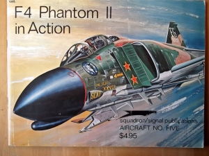 SQUADRON/SIGNAL AIRCRAFT IN ACTION  1005. F-4 PHANTOM