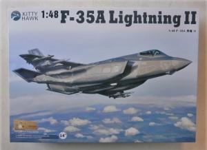 KITTYHAWK 1/48 80103 F-35A LIGHTNING II