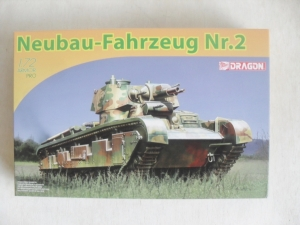 DRAGON 1/72 7437 NEUBAU-FAHRZEUG Nr.2