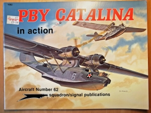 SQUADRON/SIGNAL AIRCRAFT IN ACTION  1062. PBY CATALINA