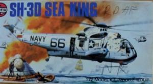 AIRFIX 1/72 03010 SH-3D SEA KING  US