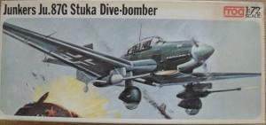 FROG 1/72 F181/F195 JUNKERS Ju 87G STUKA