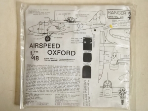 SANGER 1/48 AIRSPEED OXFORD