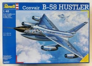 REVELL 1/48 04337 CONVAIR B-58 HUSTLER