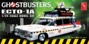 AMT 1/25 750/12 GHOSTBUSTERS ECTO-1A