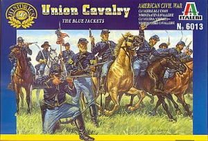 ITALERI 1/72 6013 UNION CAVALRY