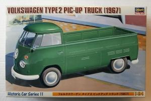 HASEGAWA 1/24 HC-11 VOLKSWAGEN TYPE 2 PIC-UP TRUCK  1967