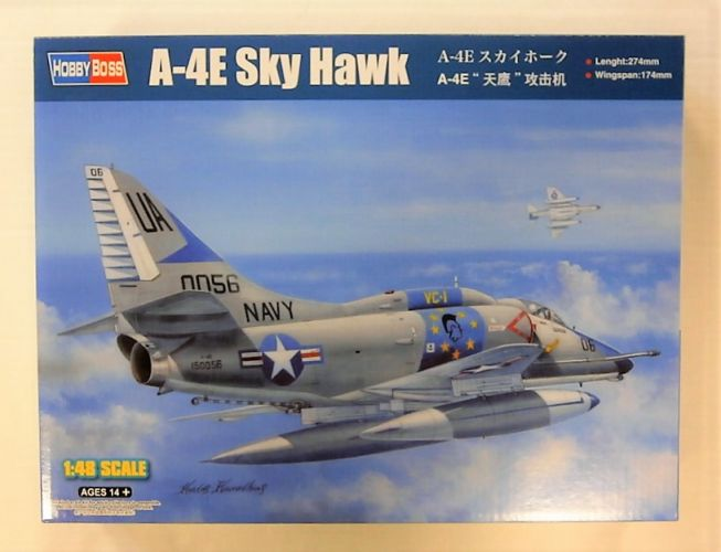 HOBBYBOSS 1/48 81764 A-4E SKY HAWK