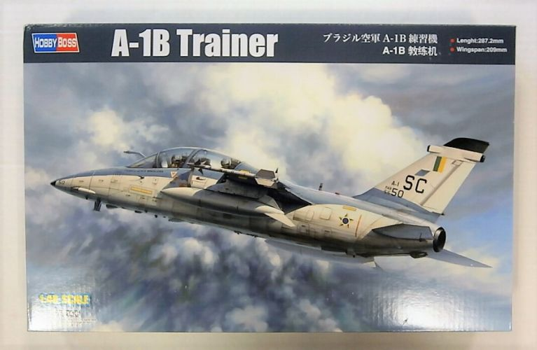 HOBBYBOSS 1/48 81744 A-1B TRAINER