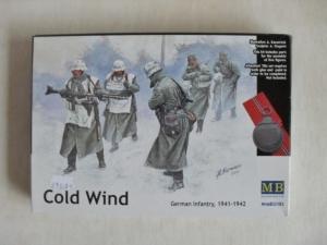 MASTERBOX 1/35 35103 COLD WIND GERMAN INFANTRY 1941-42