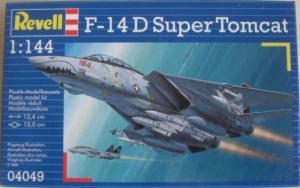REVELL 1/144 04049 F-14D SUPER TOMCAT