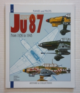 CHEAP BOOKS  ZB791 PLANES AND PILOTS No 4 JUNKERS Ju 87