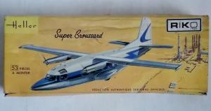HELLER  320 SUPER BROUSSARD 1/75