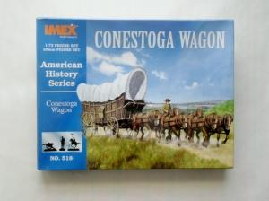 IMEX 1/72 518 CONESTOGA WAGON