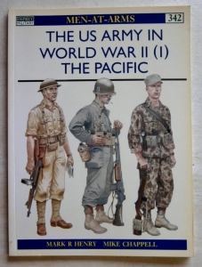OSPREY  342. THE US ARMY IN WORLD WAR II  1  THE PACIFIC
