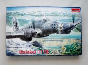 RODEN 1/72 005 HEINKEL He 111 B2 PEDRO