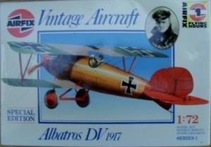 AIRFIX 1/72 01078 ALBATROS DV 1917