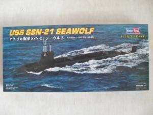 HOBBYBOSS 1/700 87003 USS SSN-21 SEAWOLF