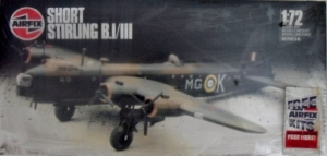AIRFIX 1/72 06002 SHORT STIRLING B.I/III