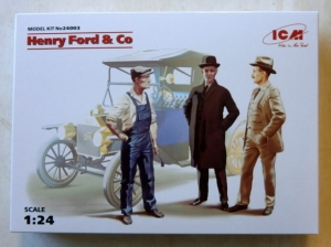 ICM 1/24 24003 HENRY FORD   CO