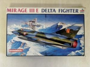 ESCI 1/48 4030 MIRAGE IIIE DELTA FIGHTER