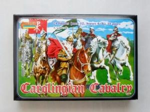 STRELETS 1/72 0008 CAROLINGIAN CAVALRY