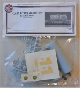 DAPOL OO C34 CLASS B TANK WAGON BP