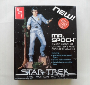 AMT OTHER SCALE S973 MR SPOCK