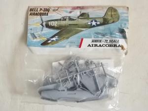 AIRFIX 1/72 119 BELL P-39Q AIRACOBRA