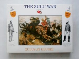 CALL TO ARMS 1/32 24 ZULUS AT ULUNDI