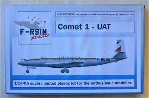 F-RSIN 1/144 4011 COMET 1 - UAT